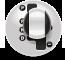 Schaltknauf-Icon